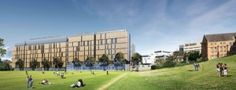 Brookfield Tops out $ 365 Million Univ. of Sydney Research Facility
