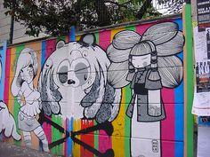 Fafi, Supakitch & Koralie by tofz4u, via Flickr