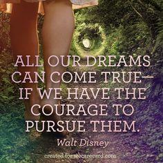 No dream is ever too big. #motivationmonday #quote #dream