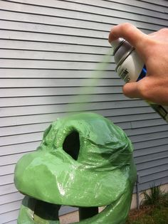DIY Ninja Turtles costume
