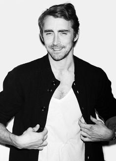 Lee Pace.  Hmm.  I might need to give him his own board. ♥  Done!