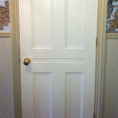 Beautiful Victorian internal doors, designed & custom made in Nottingham (with UK delivery). Bespoke service. Single & double doors available. Learn more »