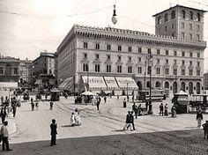 PIAZZA VENEZIA 1910