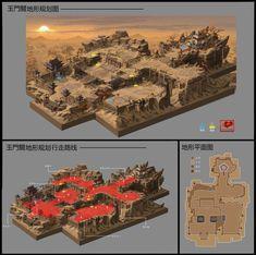 Image result for terrain game art