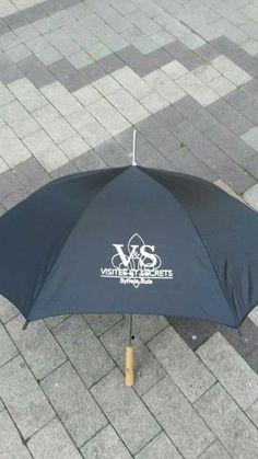 Le parapluie Visites et Secrets qui vous protégera des intempéries