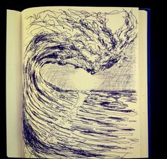 Sketch by Jon Foreman