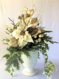elegant poinsettia arrangements - Google Search