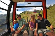 Scenic Gondola Rides - Crystal Mountain Washington Summit House restarant