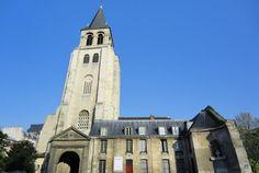 Bei Ihrem nächsten Besuch in Paris machen Sie einen Halt im 6. Arrondissement und besuchen Sie die ehemalige Benediktinerabtei Saint-Germain-des-Près. Kunst des Reisens mit Bontourism®.