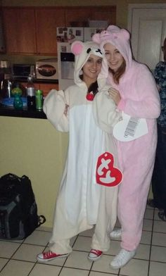 super easy halloween costume ty duck beanie baby do it yourself
