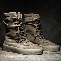 adidas YEEZY Season 2 Crepe Boot