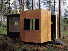 Transportabler Wohncontainer, Markku Hedman