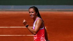 7/31/15 Annika Into WTA #Florianopolis  FINAL:  #3-Seed Annika #Beck def. #5-Seed Bethanie Mattek-Sands, playing in 1st WTA singles SF since 2013, 7-6, 4-6, 6-3.