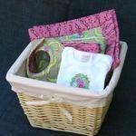 Tutorial: Mega gift set for an expectant mom