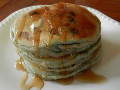 Faith~Family~Food~Fun: Blueberry Flax Seed Pancakes