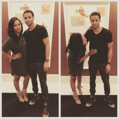 Take Two - 20 Times Ayesha and Steph Curry's Sweet Romance Melted Our Hearts Ayesha And Steph Curry, Stephen Curry Ayesha Curry, Stephen Curry Family, The Curry Family, Cute Family, Family Goals, Couple Goals, Marriage Goals, Relationship Goals