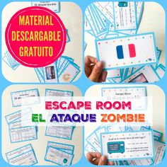 18 RECURSOS PARA TRABAJAR LA INTELIGENCIA EMOCIONAL EN EL AULA – Infosal Escape Room Online, Escape Room Diy, Primary School Education, English Day, Grammar Quiz, Teaching Methodology, Flipped Classroom, Mobile Learning, College Hacks