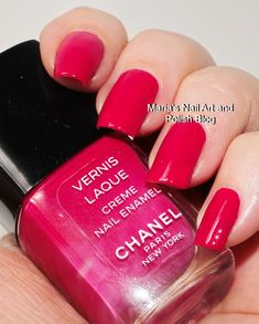 Chanel Rouge Satin – Satin Red