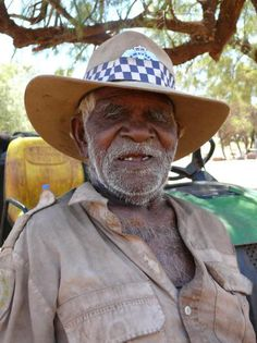 Dickie Minyintiri is one of the most senior Anangu Pitjantjatjara alive today. He was born at Pilpirinyi, Western Australia about 1915 . He is a highly respected Ngangkari (Traditional Healer) and senior Law Man. Aboriginal History, Aboriginal Culture, Aboriginal People, Aboriginal Art, Indigenous Australian Art, Indigenous Art, Western Australia, South Australia, Australian Aboriginals
