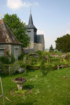 geberoy france | ... Photo of Jardins Henri Le Sidaner, Gerberoy, Oise, Picardie, France