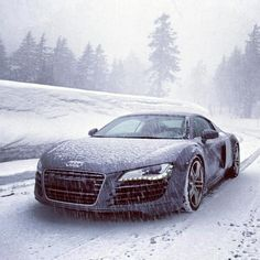 Yes Audi can handle the ice and snow with it's all wheel drive! New Hip Hop Beats Uploaded EVERY SINGLE DAY http://www.kidDyno.com
