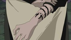 Orochimaru's summoning tattoo.