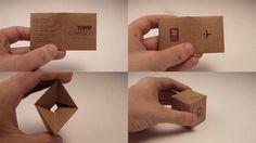 TAM CARGO 560x3151 620x348 20 Creative Business Card Designs