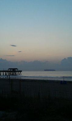 Tybee Island morning!