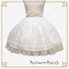 Alice and the Pirates Sugar plum Fairy Princess skirt