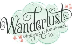 Mary Kate McDevitt is an amazing hand lettering artist! Check it out!