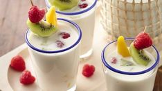 Mexican Drinks, Mexican Dishes, Fruit Recipes, Diet Recipes, Cooking Recipes, Fresco, Horchata Recipe, Fruit Punch, Fruit In Season