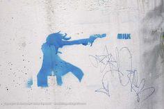 MILK / Vračar #BeogradskiGrafiti #StreetArt #Graffiti #Beograd #Belgrade #Grafiti