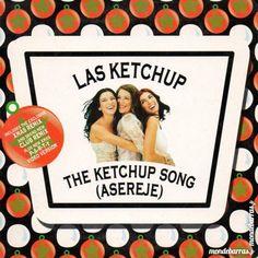The Ketchup Song (Aserejé) — Las #Ketchup