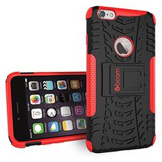 Loving this iPhone 6 Case! Boom! LOL. http://www.amazon.co.uk/Boom-Protection-Kickstand-Investment-Carriers/dp/B00SADYPI2