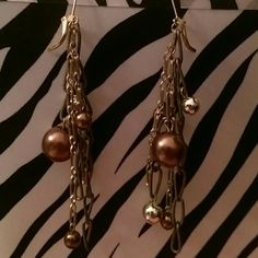 Handmade earrings Never worn Accessories