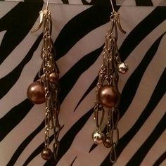Handmade earrings Never worn Accessories