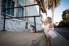 Ballerina dress - Wovenplay