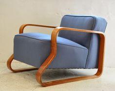 Wow... Alvar Aalto model 44 chair