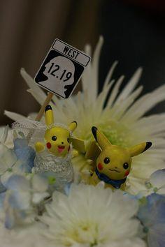 Pikachu Wedding Topper