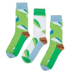 nature socks