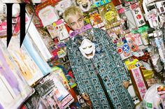 Mino for W Magazine Korea (Oct. 2015 Issue) B Cut ver.