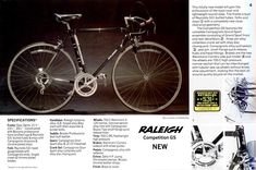Raleigh competition GS 1977