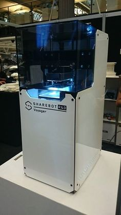 Sharebot Announces New Voyager SLA 3D Printer to Go Along with New SLS and FDM Printers http://3dprint.com/13975/sharebot-voyager-3d-printer/