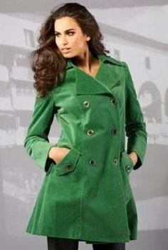 27 Green Coat
