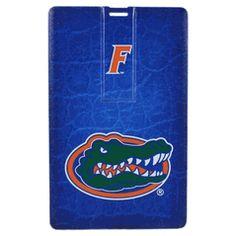 University of Florida UF Gators iCard USB Drive 8GB $16.00