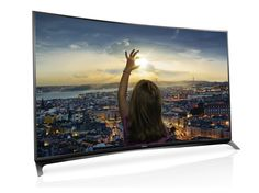 Panasonic Viera CR852 55-inch curved 4K TV review