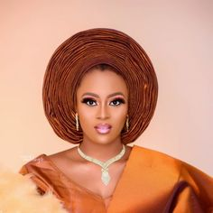 African Design, African Style, Wedding Trends, Wedding Styles, Bellanaija Weddings, Burnt Orange Weddings, Igbo Wedding, African Head Wraps, Aso Ebi Styles