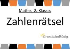 67 best Mathe | Grundschule images on Pinterest in 2018