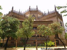 Pabellón Real de la Exposición Iberoamericana de 1929 de Sevilla