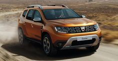 All-New Dacia Duster Officially Unveiled Ahead Of Frankfurt